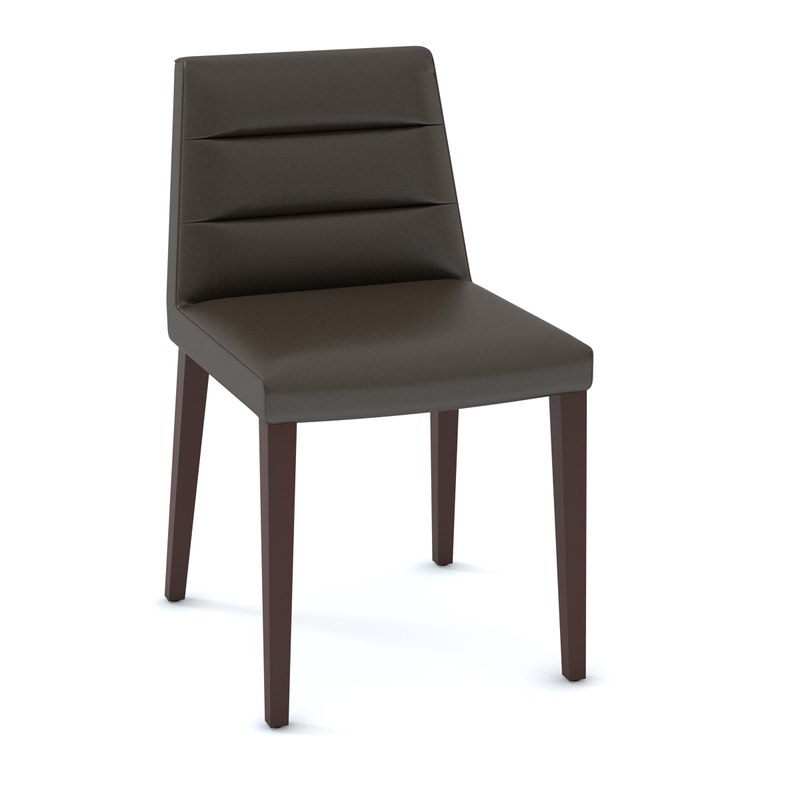 3d model dining lounge chair