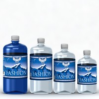 3d ftv water bottle