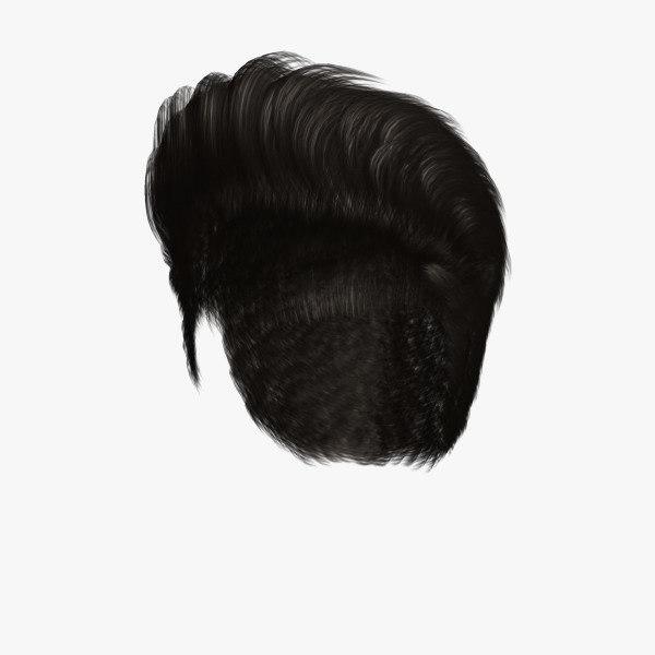 paul hair 3ds