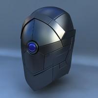 robot head g max