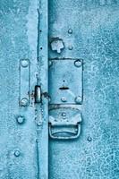 Rustic metall lock