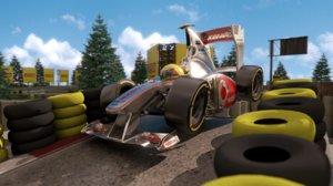 maya race track formula 1