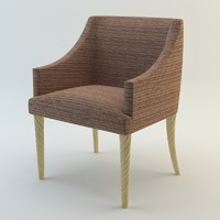 3d baker narwhal chair