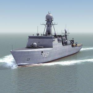thetis ocean patrol 3d 3ds