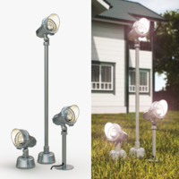 obj easylite gu10 lamps lights