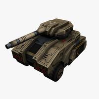 Sci Fi Tank 1