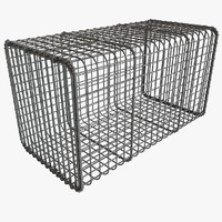 max animal transport wire metal