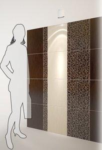 ceramic tile 3d max