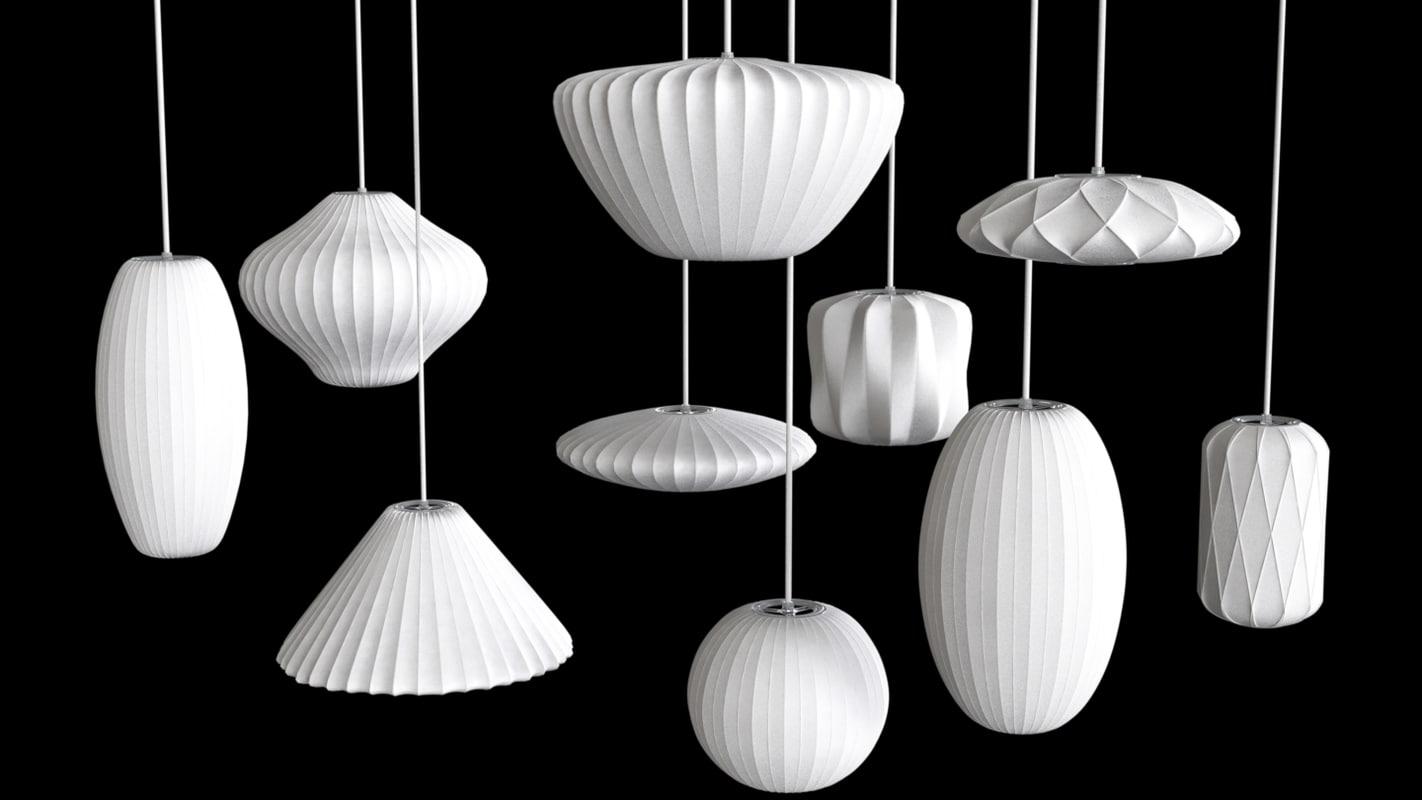 lamp 10 3d model