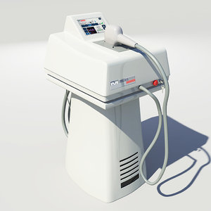 3d hair removal machine laser