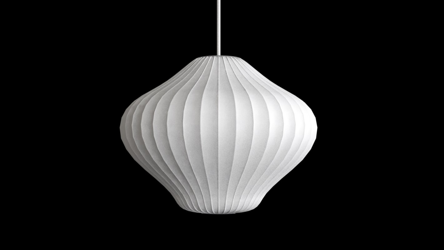3d lamp lighting model