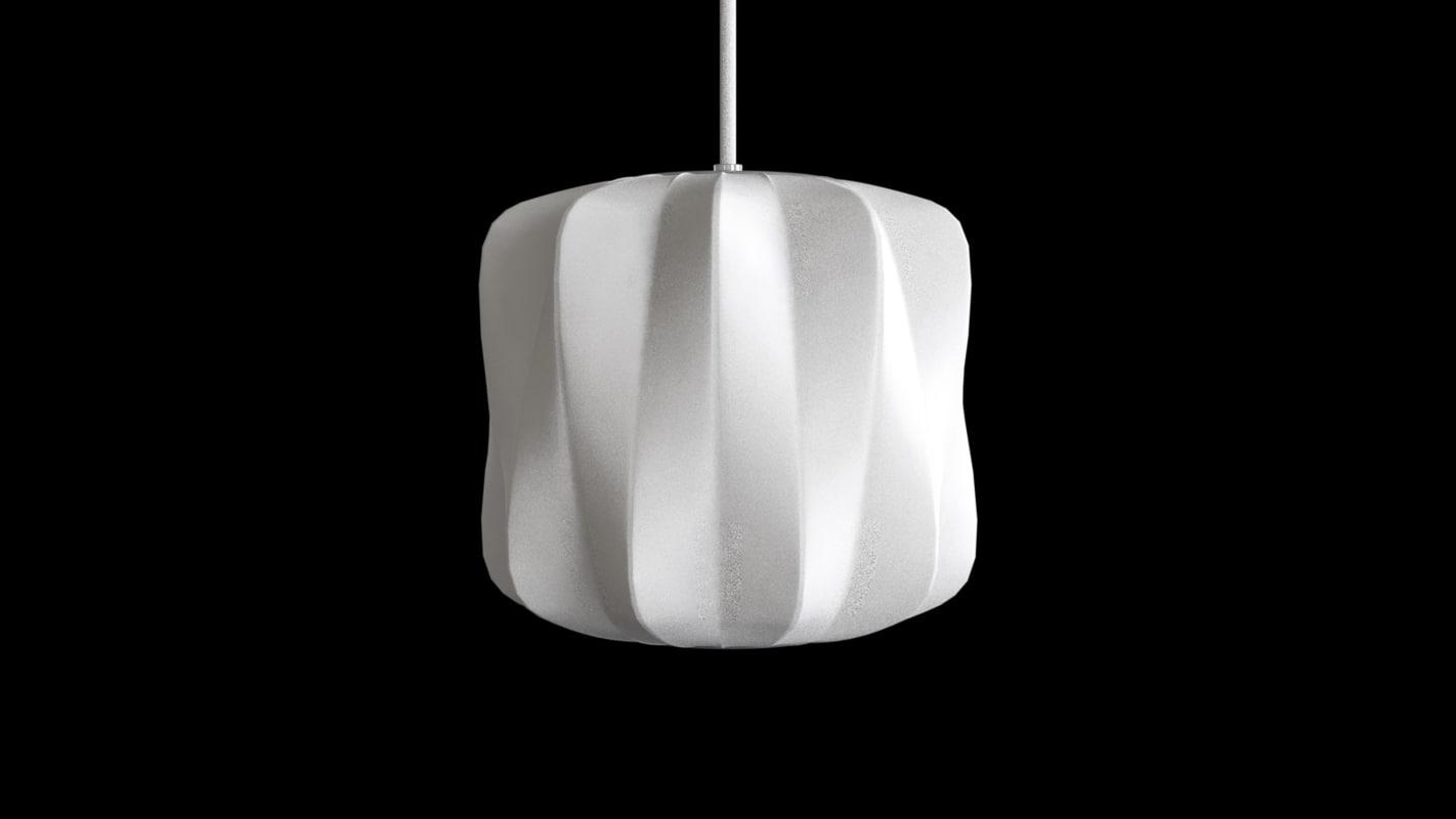 3d model of lamp lighting