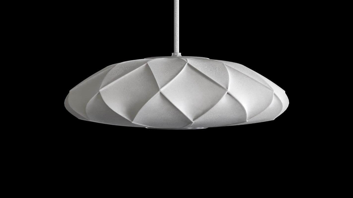 lamp lighting 3d obj