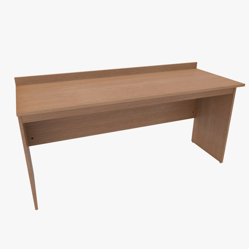 3d max desk table