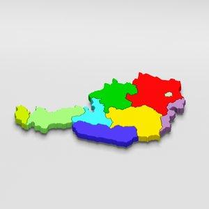 austria administrative 3ds