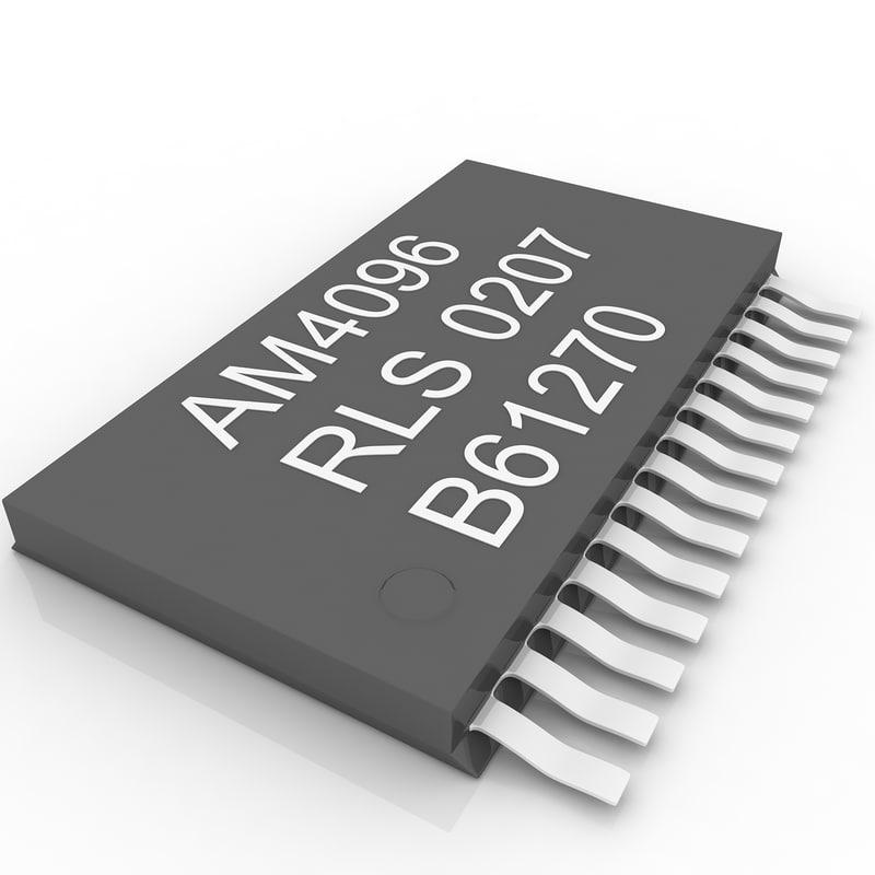 3d model card
