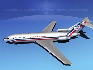 max airline boeing 727 727-100