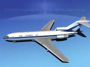 airline boeing 727 727-100 max