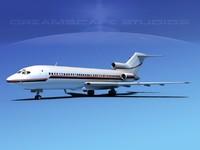 boeing 727 jet 727-100 max