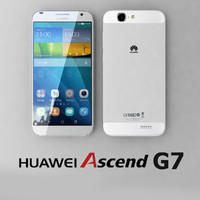 huawei ascend g7 silver 3ds