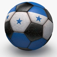 3ds soccerball ball