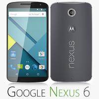 3d nexus 6