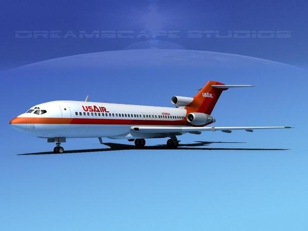 airline boeing 727 727-100 lwo
