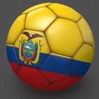 3ds max soccerball pro ball