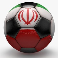 3d max soccerball pro ball black