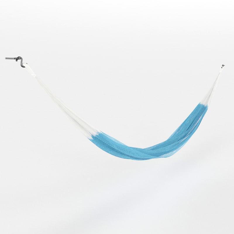 hammock hamaca 3d model