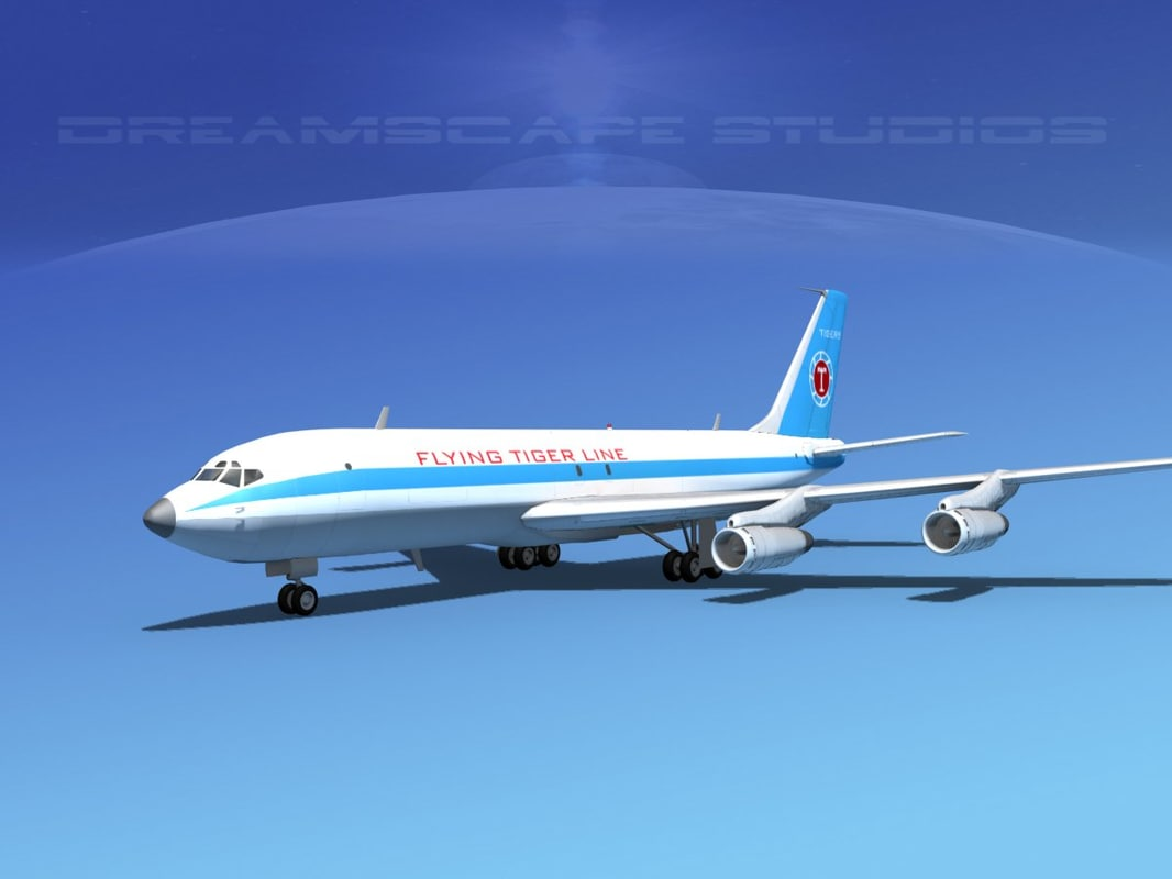 707-320 airlines boeing 707 max