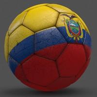 3dsmax soccerball pro ball