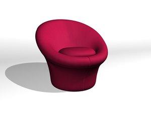 x f560 mushroom chair