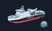 icebreaker Rosmorport