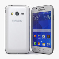 3d samsung galaxy ace 4 model
