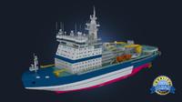 icebreaker Arctica