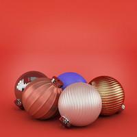christmas balls max free