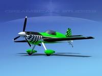 3d model propeller mxs aerobatic