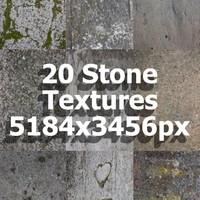 20 Stone Textures