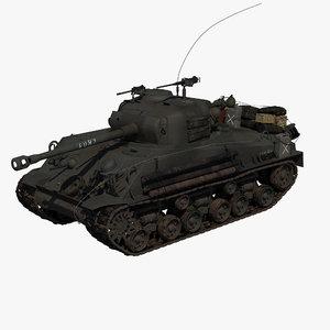 sherman tank fury max