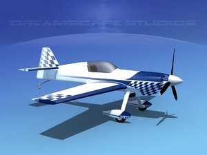 propeller mxs aerobatic 3d model