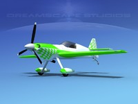 propeller mxs aerobatic 3d 3ds
