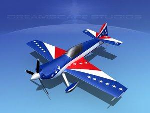 propeller mxs aerobatic 3d obj