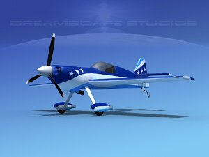 propeller mxs aerobatic 3d 3ds