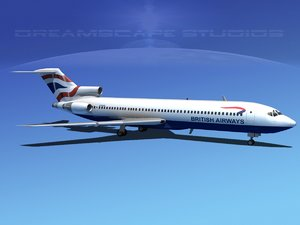 airline boeing 727 727-200 max