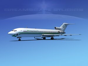 max airline boeing 727 727-200