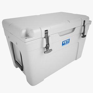 3d ice chest yeti
