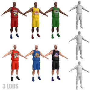 max basketball player lod