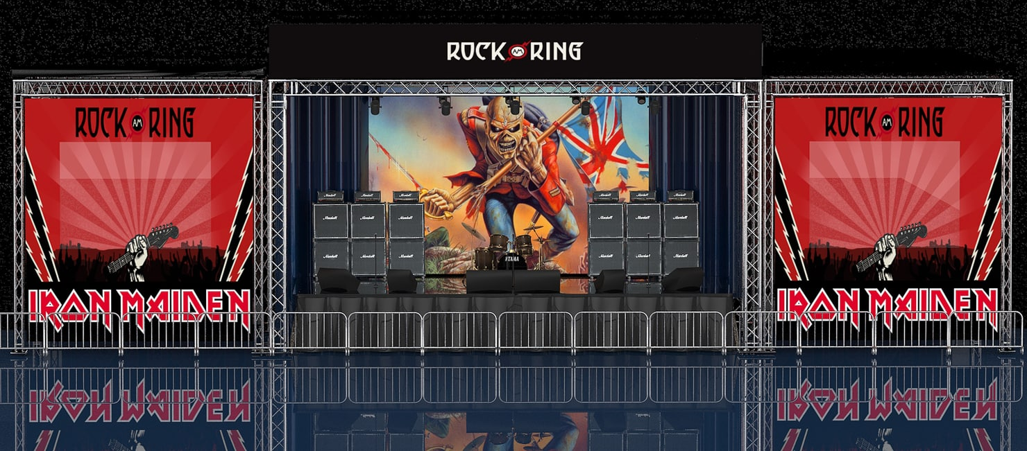3d iron stage