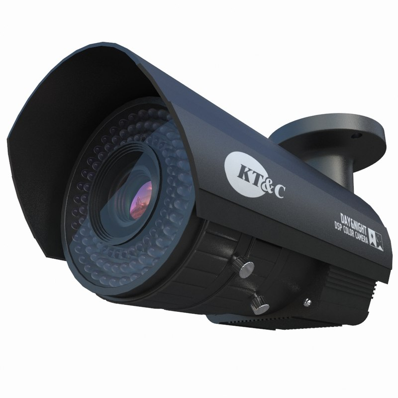 security camera 3d 3ds